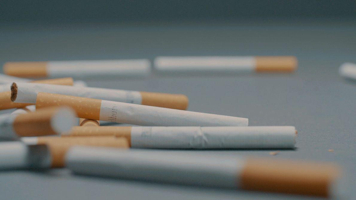 Der häufigste Plastikmüll der Welt? Zigarettenfilter