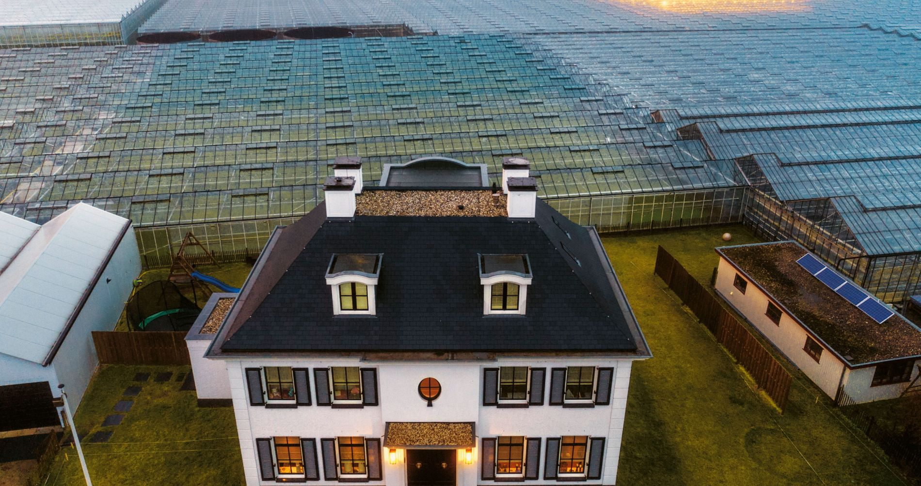 Wie Holland mit Hightech die Landwirtschaft revolutioniert