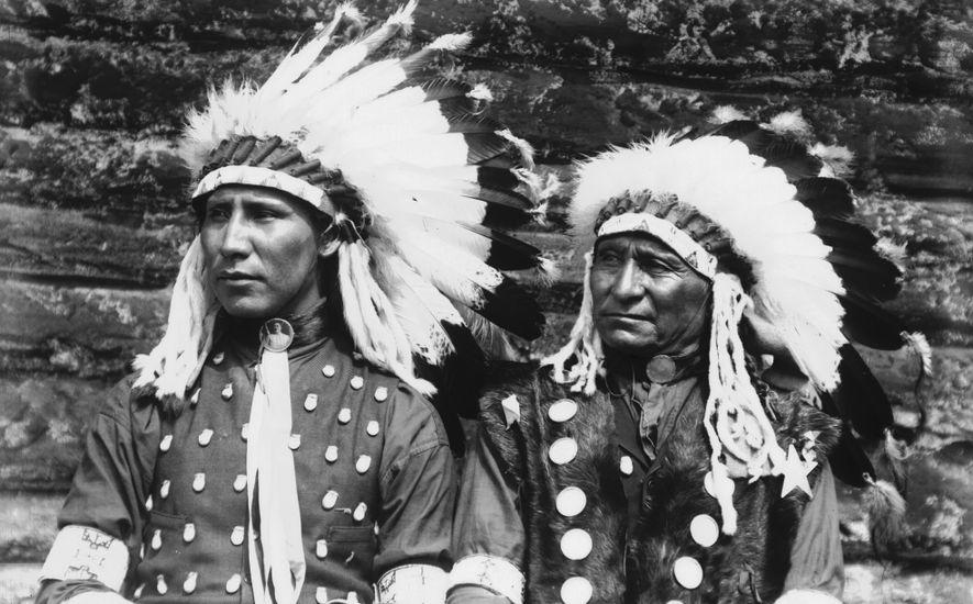"""""""Deutsche haben ein manisches Verhältnis zu Native Americans"""""""