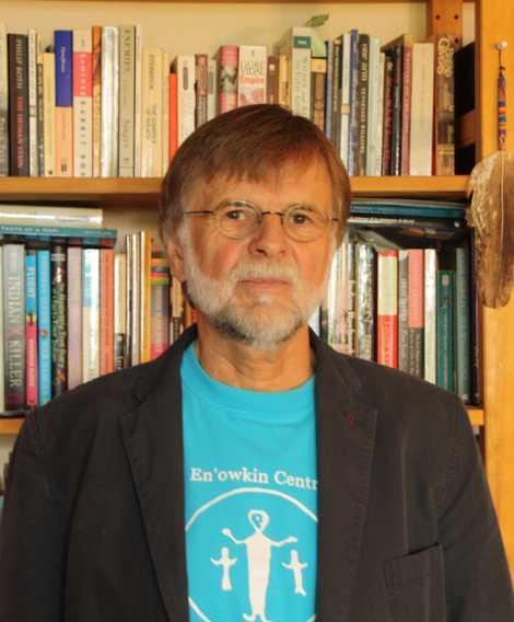 Hartmut Lutz, emeritierter Professor für Nordamerikanische Literatur und Kultur an der Universität Greifswald.