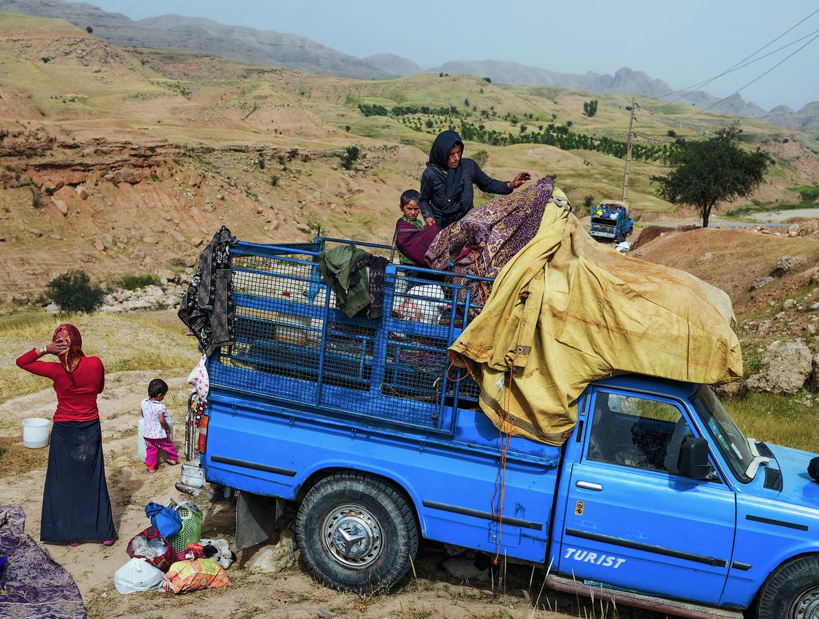 Iran Nomaden
