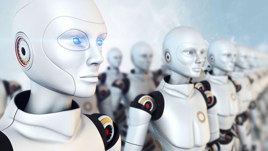 Robotermenschen