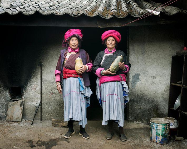 Mosuo Frauen