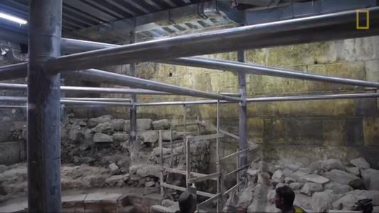 Fund in Jerusalem könnte antikes Konzertgebäude sein