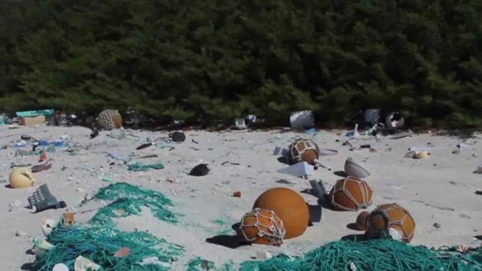 Plastikmüll: Welche zehn Produkte am häufigsten im Meer landen