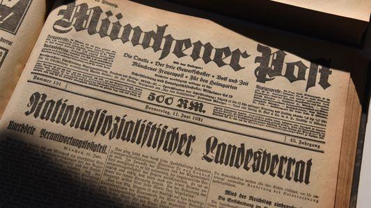 Eine Zeitung kämpft gegen die Nazis