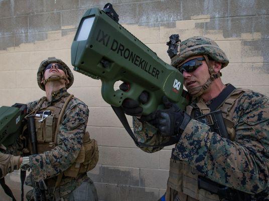 Krieg am Himmel: Die neuen Drohnen-Killer