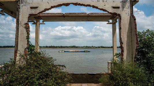 Galerie: Sandabbau bedroht das Mekongdelta und die Bewohner Südostasiens