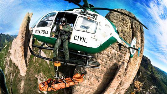 360° Video: Bergrettung
