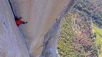Der gefährlichste Kletteraufstieg, der je unternommen wurde
