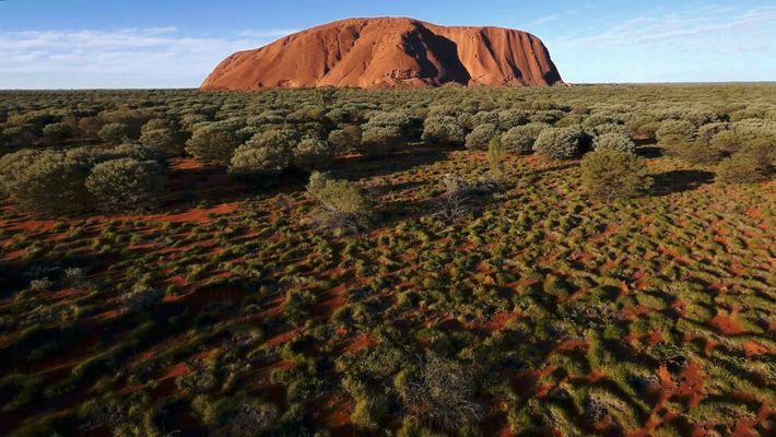 Kletterverbot für den Uluru