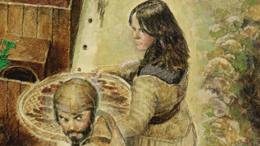 Prähistorische Frauen hatten starke Knochen