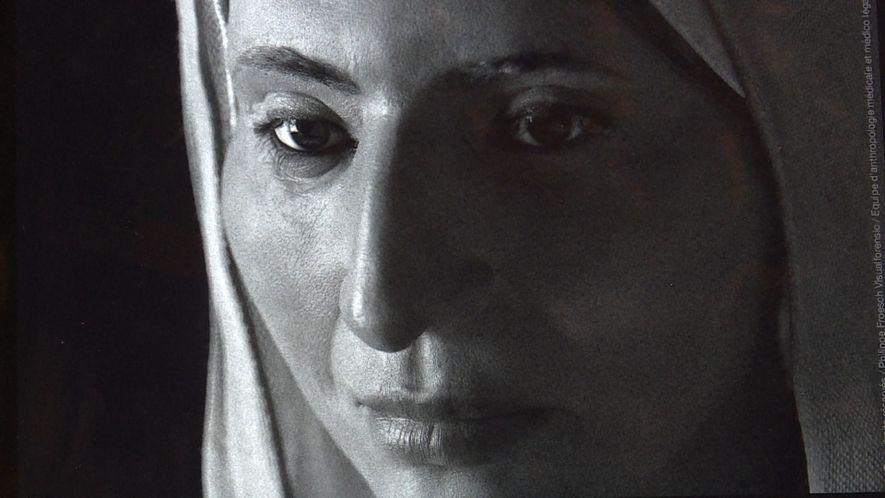 Ist dies das Gesicht von Maria Magdalena?