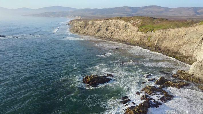 Landstreifen an der Südküste Kaliforniens unter Schutz gestellt