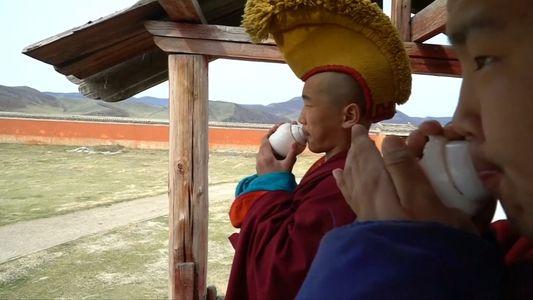 Die Millennial-Mönche der Mongolei