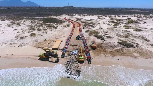 Kapstadt droht die Abstellung der Trinkwasserleitungen