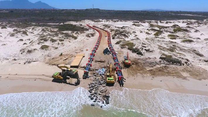 Kapstadt droht die Abstellung der Trinkwasserleitungen.