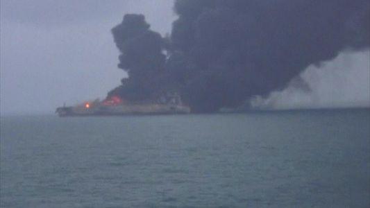 Die katastrophalen Folgen einer möglichen Öltanker-Explosion