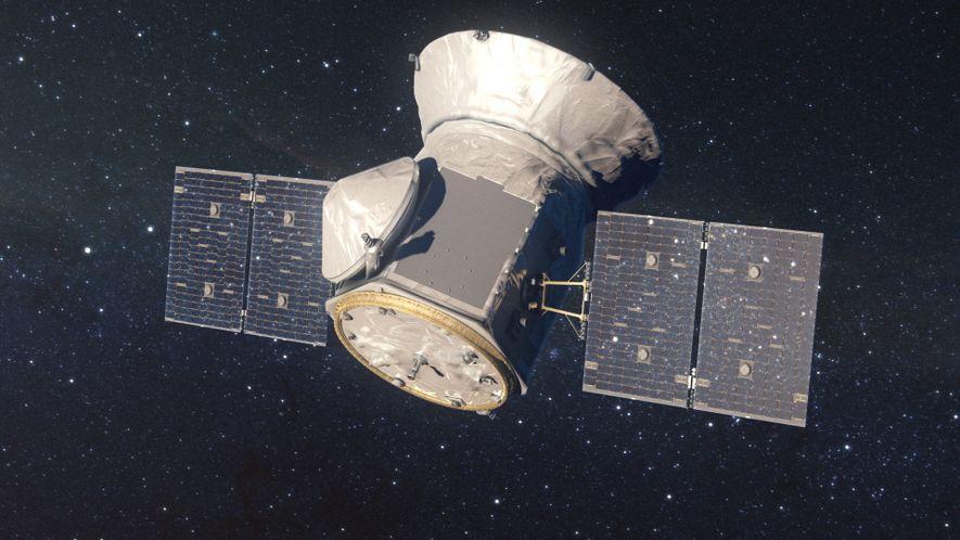 Neuer NASA-Satellit jagt fremde Welten