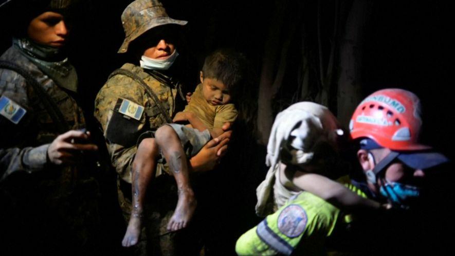 Was macht den Feuervulkan in Guatemala so gefährlich?