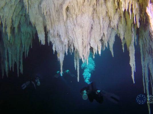 Längste Unterwasserhöhle der Welt entdeckt