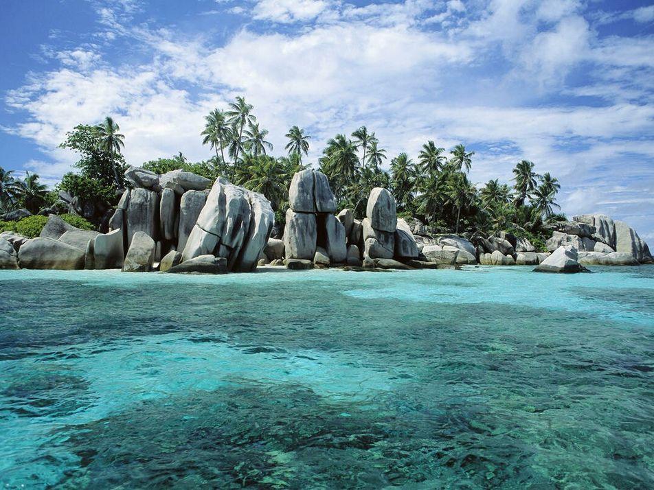 Abenteuer auf den Seychellen