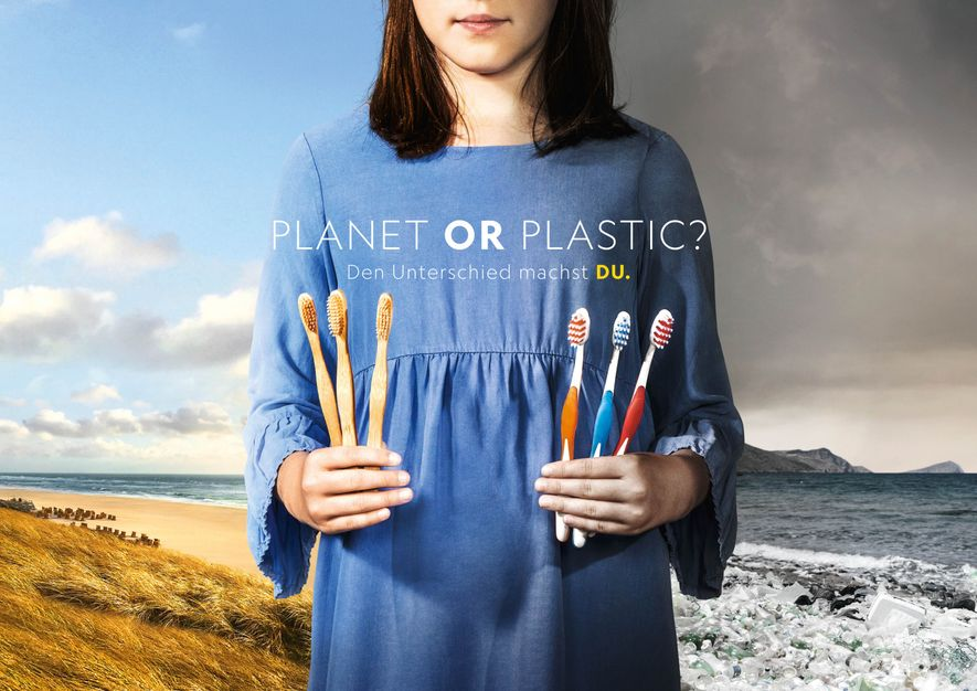 "Kampf gegen Plastikmüll: National Geographic startet Initiative ""PLANET OR PLASTIC?"""