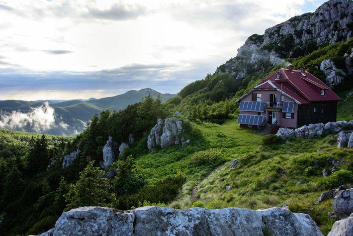 Schlosserov dom