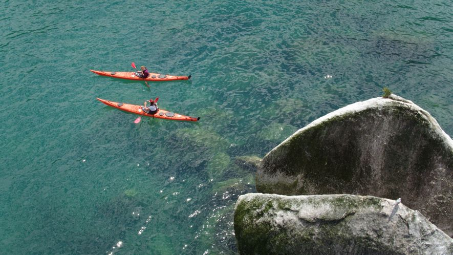 Breakout: Abel-Tasman-Nationalpark
