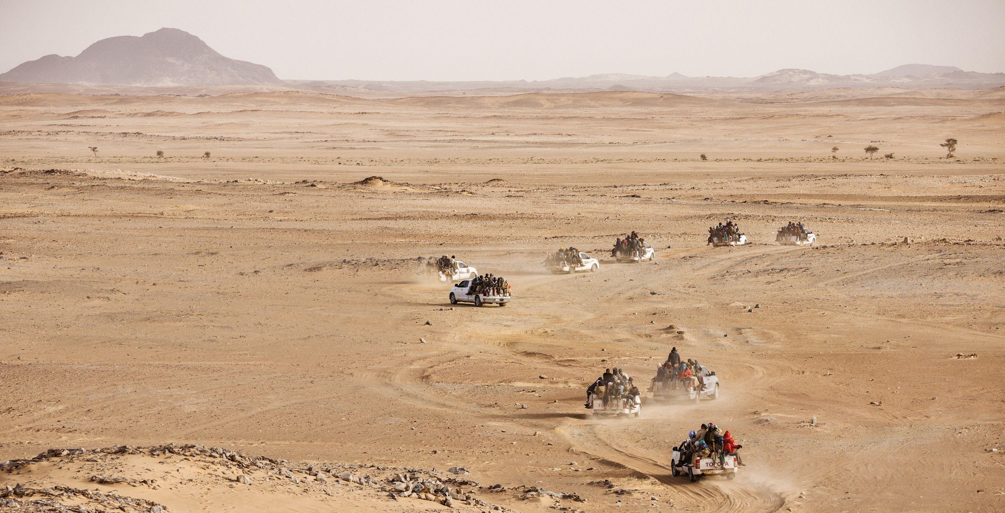 Niger – ein Land vor dem Sturm | National Geographic