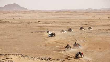 Niger – ein Land vor dem Sturm