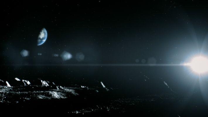 Theia-Hypothese: Die Entstehung des Mondes