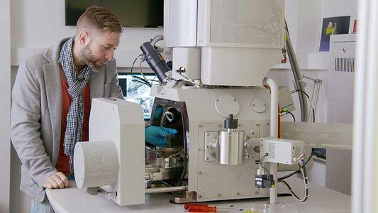 Wie ein Wissenschaftsfotograf Mikroben sichtbar macht