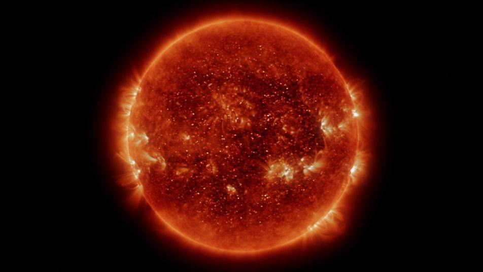 One Strange Rock: Die Sonne