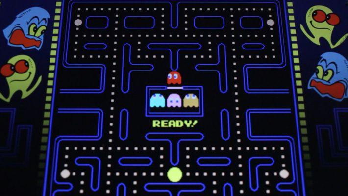 PACMAN - Das legendäre Arcade- und Videospiel