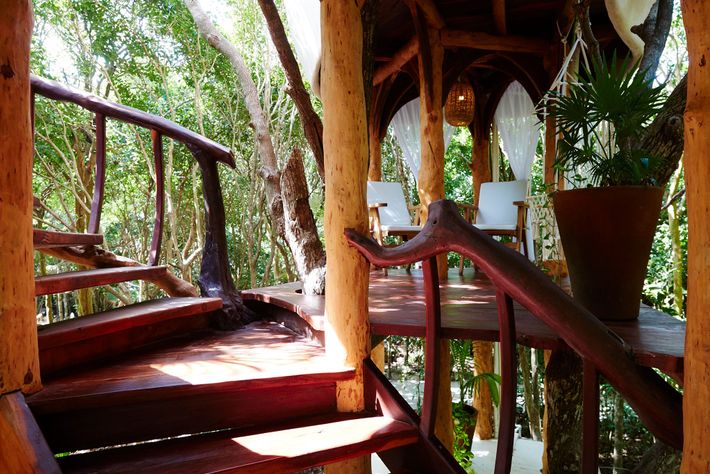 Papaya Playa-Projekt in Tulum, Mexiko
