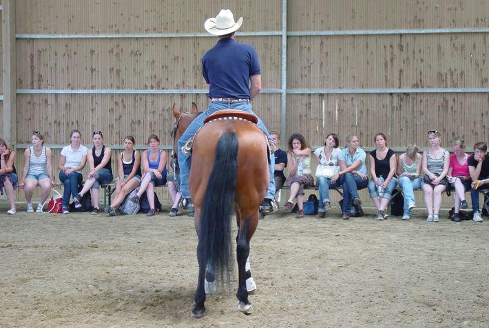 Studium Pferdewirtschaft