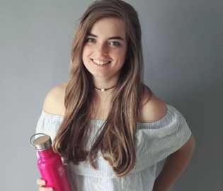 Bloggerin Charlotte Schüler