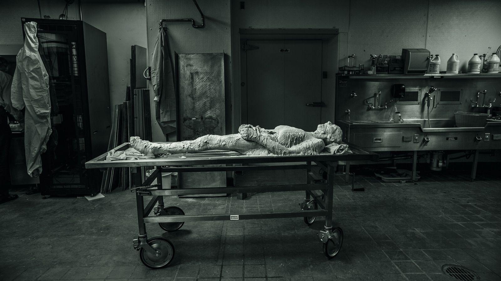 unsterbliche Leiche
