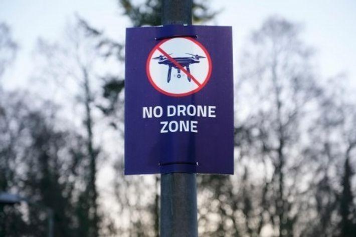 Drohnenverbot