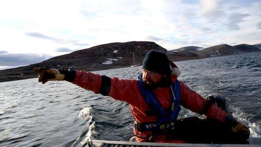 Arktische Abenteuer im Namen der Wissenschaft