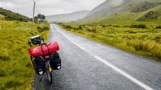 Galerie: Drei Monate Radtour durch Westeuropa
