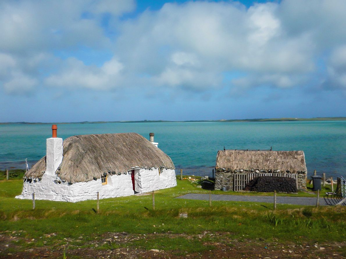 Haus North Uist