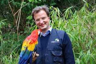 Karlsruher Zoodirektor Matthias Reinschmidt
