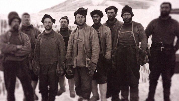 Robert Falcon Scott: Eisiges Ende am Südpol