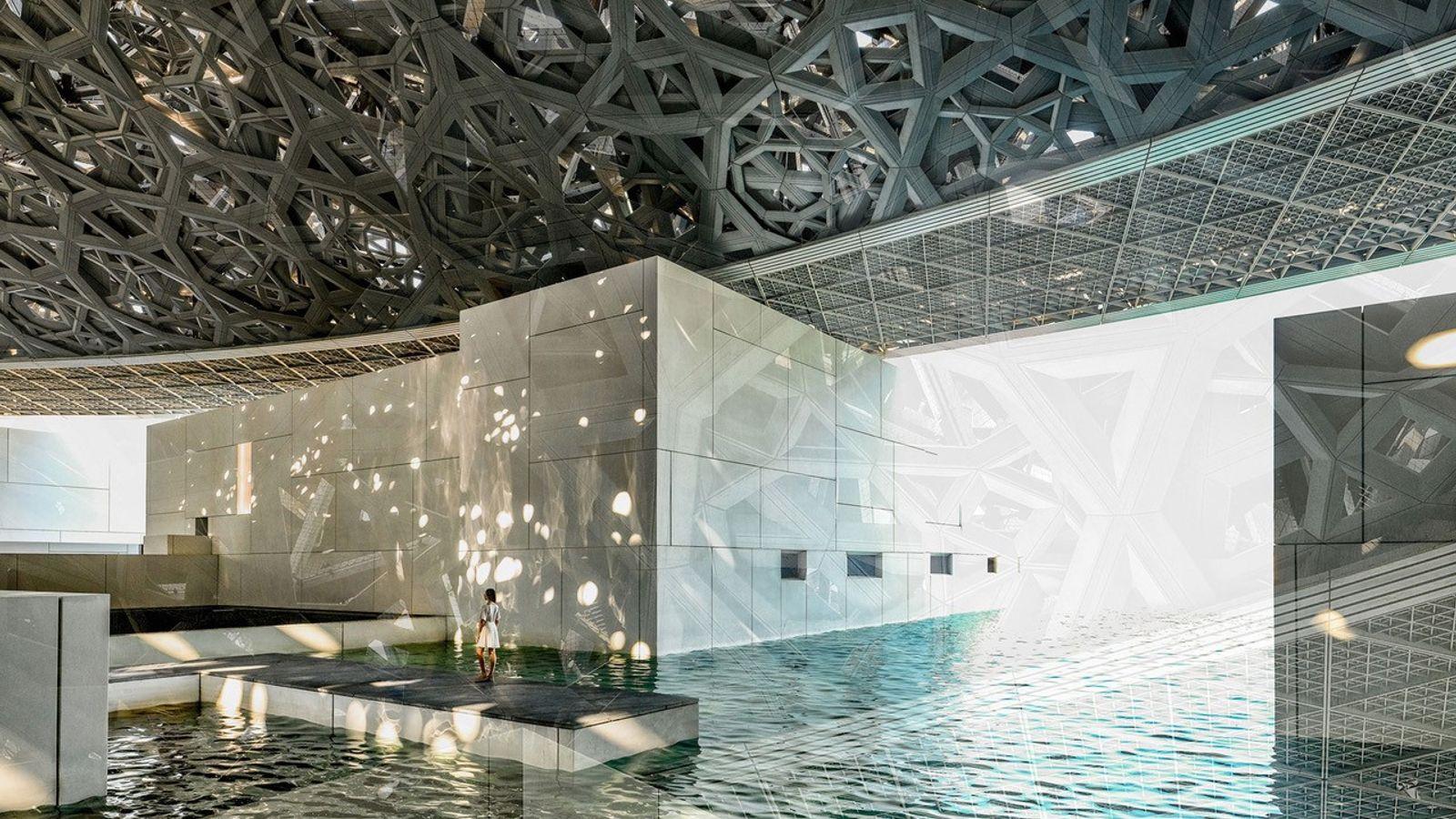 Nicolas Ruel Abu Dhabi Cityscapes
