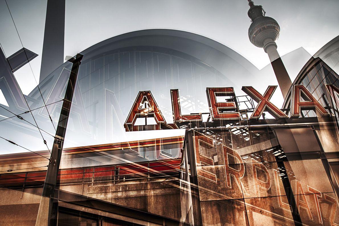 Nicolas Ruel Cityscapes Berlin