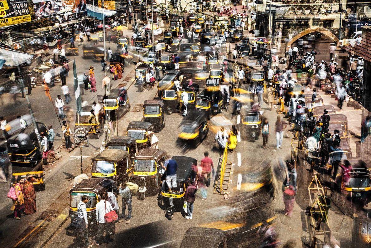 Nicolas Ruel Cityscapes Mumbai