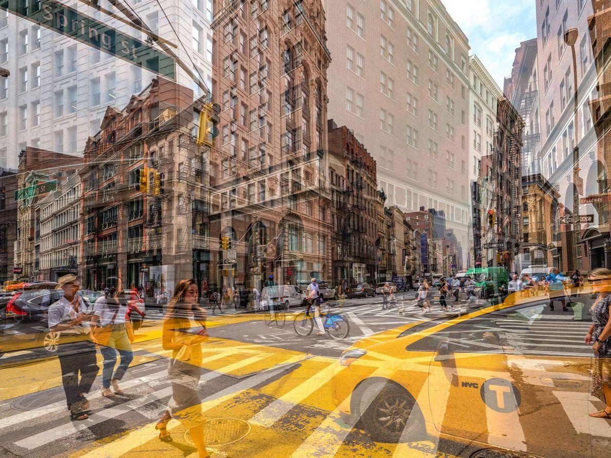 Nicolas Ruel Cityscapes New York