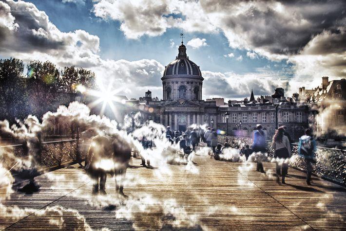 Nicolas Ruel Cityscapes Paris